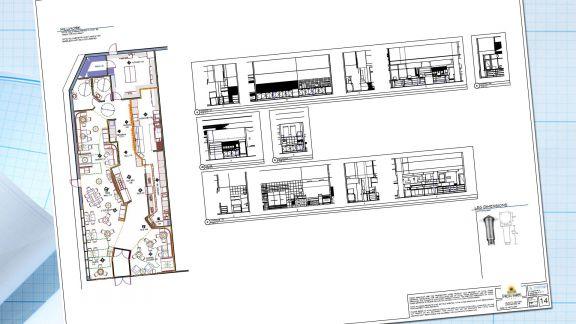 Restaurant designer web design designs